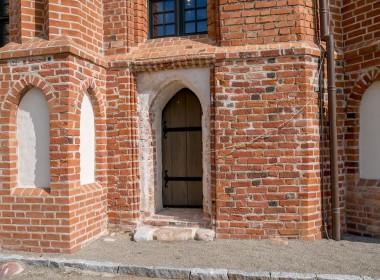 Zapyškio senoji bažnyčia
