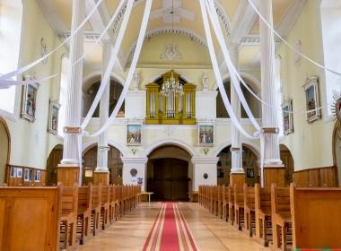 Čekiškės Švč. Trejybės bažnyčia