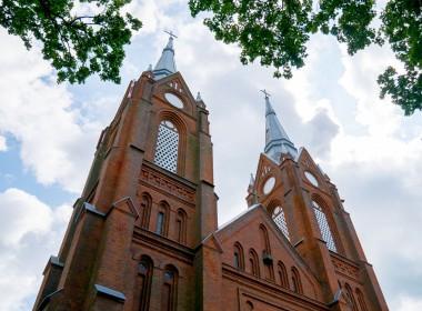 Vilkijos Šv. Jurgio bažnyčia