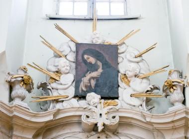Stakliškių Švč. Trejybės bažnyčia