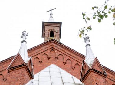 Vidiškių Švč. Mergelės Marijos Apsilankymo bažnyčia