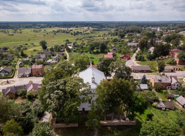 Giedraičių Šv. Baltramiejaus bažnyčia