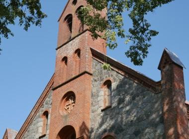 Dovilų evangelikų liuteronų bažnyčia