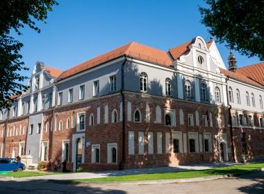 Kauno bernardinų vienuolyno ir Šv. Jurgio Kankinio bažnyčios statinių kompleksas