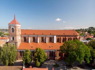 Kauno Šv. apaštalų Petro ir Povilo arkikatedra bazilika