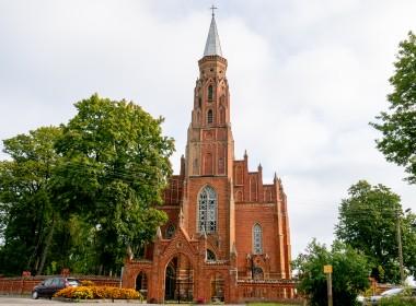Gadūnavo Švč. Jėzaus Širdies bažnyčia