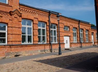 Telšių spirito fabriko pastatų kompleksas