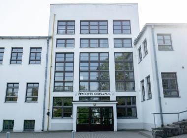 Žemaitės gimnazija