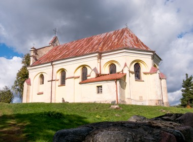 Rykantų Švč. Trejybės bažnyčia