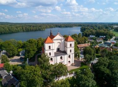 Trakų Švč. M. Marijos Apsilankymo parapinė bažnyčia