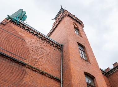 Klaipėdos pašto stoties statinių kompleksas