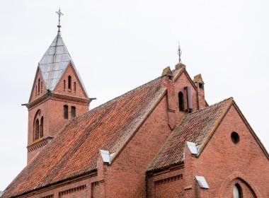 Juodkrantės evangelikų liuteronų bažnyčia