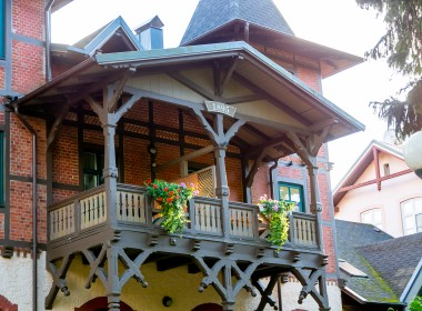Poilsio namai Juodkrantėje, Miško gatvėje