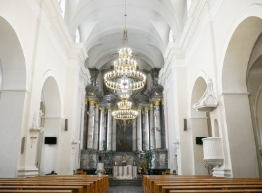 Kauno jėzuitų vienuolyno kompleksas