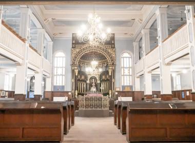 Ohel Jaakov choralinė sinagoga