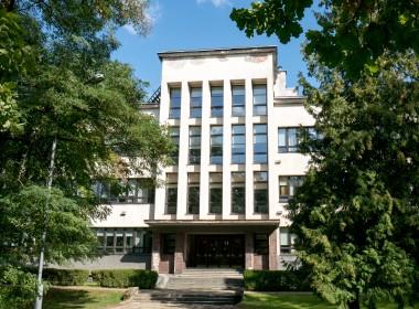 Ginklavimo valdybos tyrimų laboratorijos pastatų kompleksas