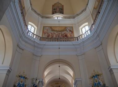 Liškiavos Švč. Trejybės bažnyčios ir dominikonų vienuolyno ansamblis