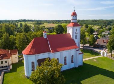 Videniškių Šv. Lauryno bažnyčia
