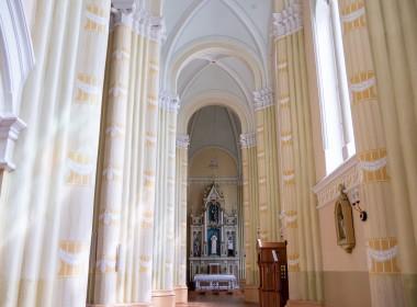 Alantos Šv. apaštalo Jokūbo bažnyčia