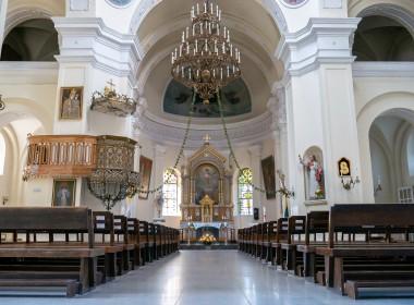 Utenos Kristaus Žengimo į dangų bažnyčia