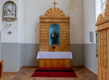 Pažėrų naujoji Švč. Jėzaus Širdies bažnyčia
